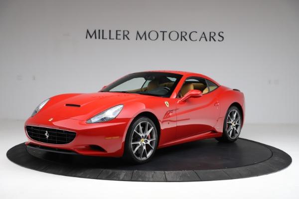 Used 2010 Ferrari California for sale $114,900 at Maserati of Greenwich in Greenwich CT 06830 13