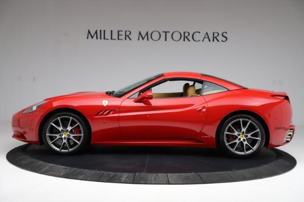 Used 2010 Ferrari California for sale $114,900 at Maserati of Greenwich in Greenwich CT 06830 14