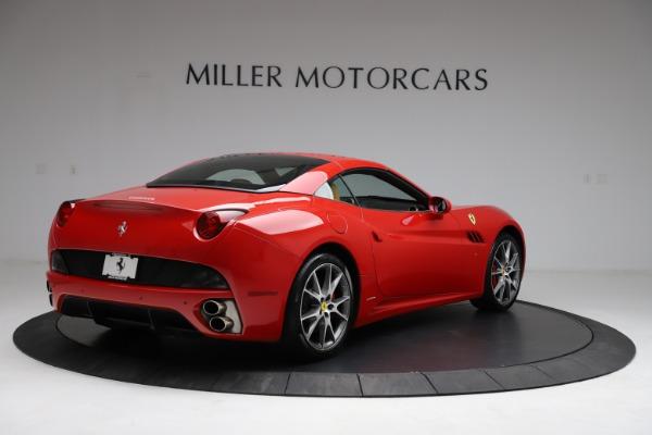 Used 2010 Ferrari California for sale $114,900 at Maserati of Greenwich in Greenwich CT 06830 16
