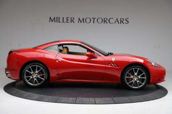 Used 2010 Ferrari California for sale $114,900 at Maserati of Greenwich in Greenwich CT 06830 17