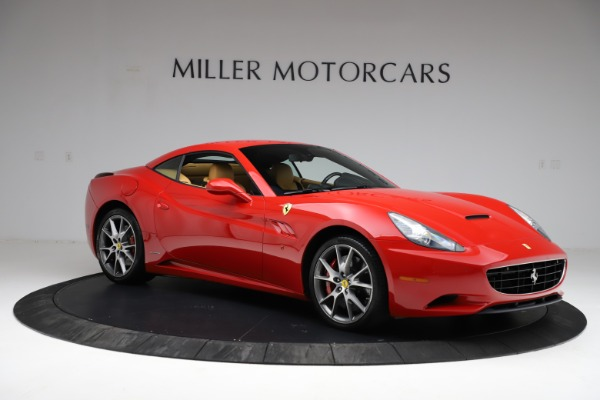 Used 2010 Ferrari California for sale $114,900 at Maserati of Greenwich in Greenwich CT 06830 18