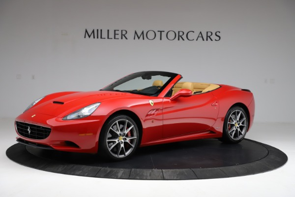 Used 2010 Ferrari California for sale $114,900 at Maserati of Greenwich in Greenwich CT 06830 2