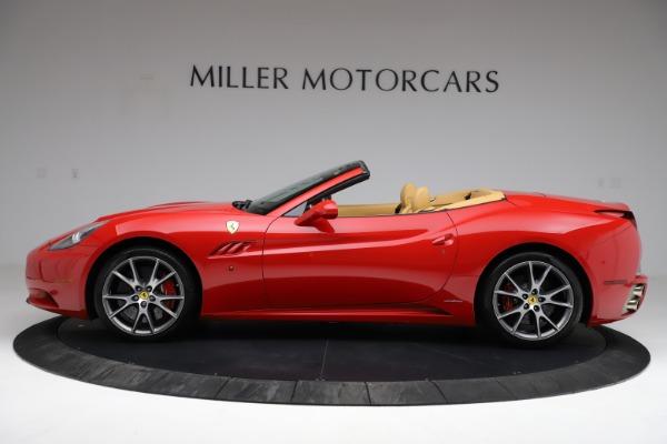 Used 2010 Ferrari California for sale $114,900 at Maserati of Greenwich in Greenwich CT 06830 3