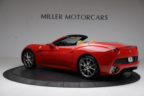Used 2010 Ferrari California for sale $114,900 at Maserati of Greenwich in Greenwich CT 06830 4