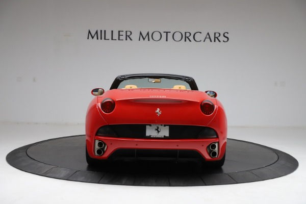 Used 2010 Ferrari California for sale $114,900 at Maserati of Greenwich in Greenwich CT 06830 6