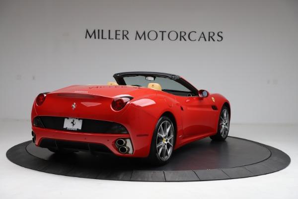 Used 2010 Ferrari California for sale $114,900 at Maserati of Greenwich in Greenwich CT 06830 7