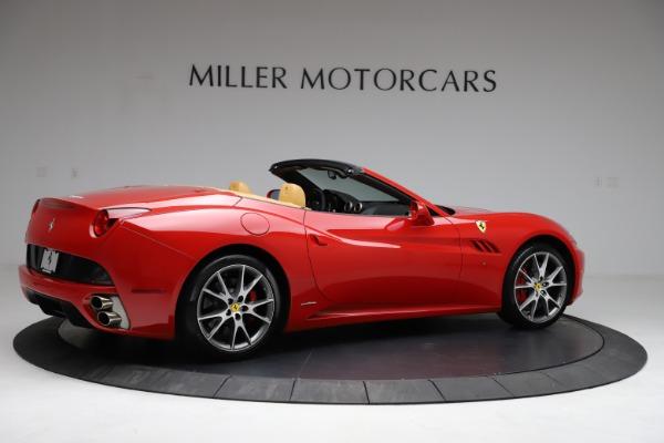 Used 2010 Ferrari California for sale $114,900 at Maserati of Greenwich in Greenwich CT 06830 8