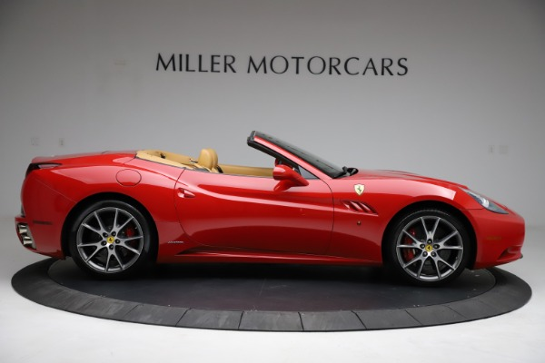 Used 2010 Ferrari California for sale $114,900 at Maserati of Greenwich in Greenwich CT 06830 9