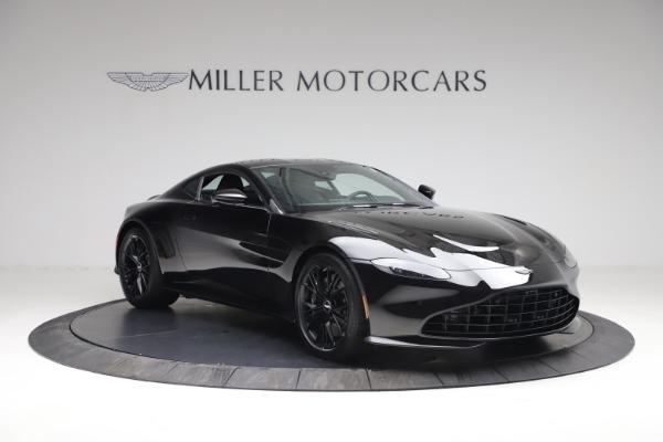 New 2021 Aston Martin Vantage for sale $178,986 at Maserati of Greenwich in Greenwich CT 06830 10