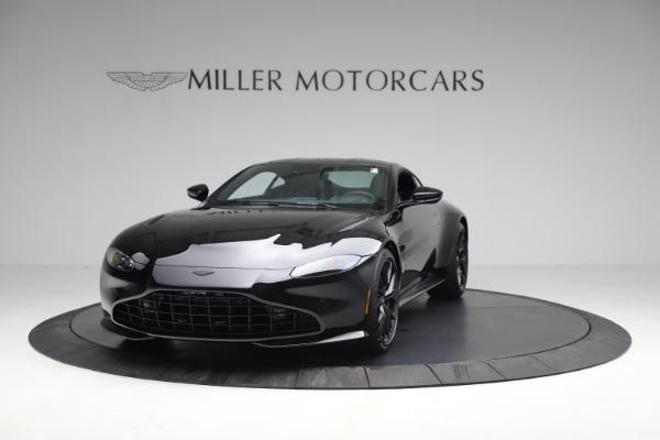 New 2021 Aston Martin Vantage for sale $178,986 at Maserati of Greenwich in Greenwich CT 06830 12