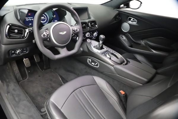 New 2021 Aston Martin Vantage for sale $178,986 at Maserati of Greenwich in Greenwich CT 06830 13