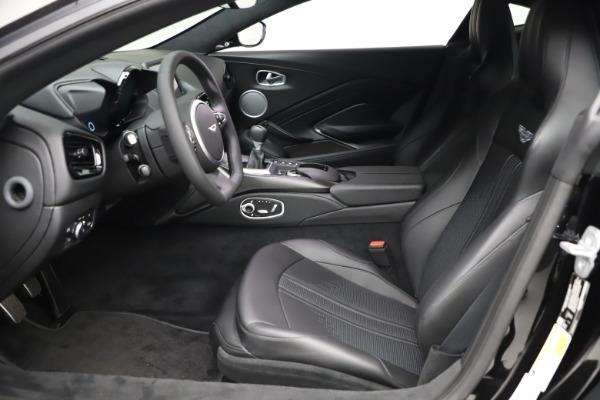 New 2021 Aston Martin Vantage for sale $178,986 at Maserati of Greenwich in Greenwich CT 06830 14
