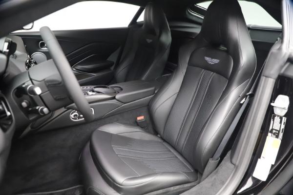 New 2021 Aston Martin Vantage for sale $178,986 at Maserati of Greenwich in Greenwich CT 06830 15