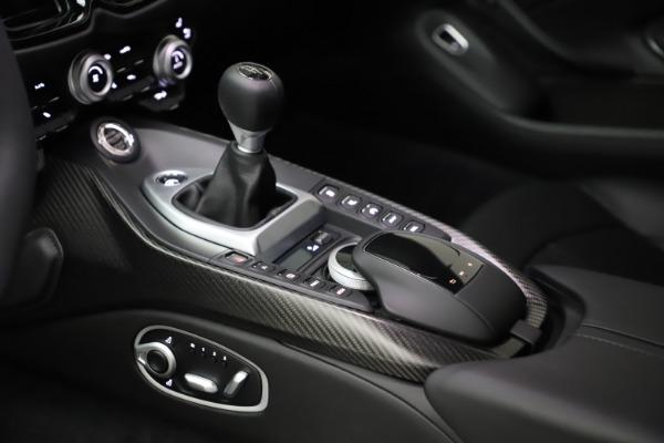 New 2021 Aston Martin Vantage for sale $178,986 at Maserati of Greenwich in Greenwich CT 06830 17