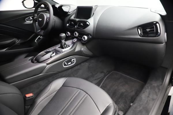 New 2021 Aston Martin Vantage for sale $178,986 at Maserati of Greenwich in Greenwich CT 06830 19