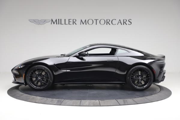 New 2021 Aston Martin Vantage for sale $178,986 at Maserati of Greenwich in Greenwich CT 06830 2