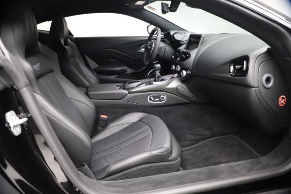 New 2021 Aston Martin Vantage for sale $178,986 at Maserati of Greenwich in Greenwich CT 06830 20