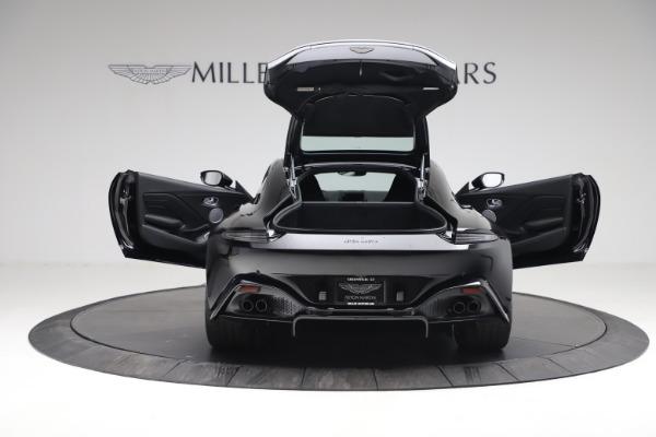 New 2021 Aston Martin Vantage for sale $178,986 at Maserati of Greenwich in Greenwich CT 06830 24