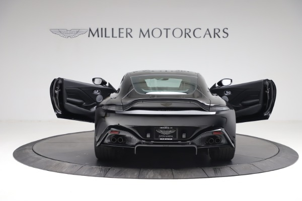 New 2021 Aston Martin Vantage for sale $178,986 at Maserati of Greenwich in Greenwich CT 06830 25