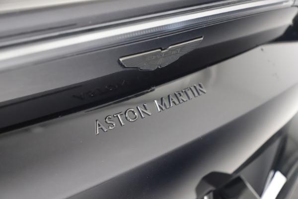New 2021 Aston Martin Vantage for sale $178,986 at Maserati of Greenwich in Greenwich CT 06830 26
