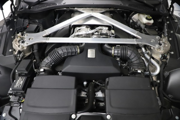 New 2021 Aston Martin Vantage for sale $178,986 at Maserati of Greenwich in Greenwich CT 06830 27