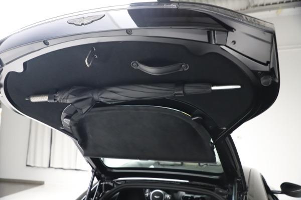 New 2021 Aston Martin Vantage for sale $178,986 at Maserati of Greenwich in Greenwich CT 06830 28