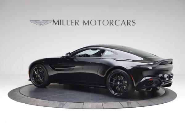New 2021 Aston Martin Vantage for sale $178,986 at Maserati of Greenwich in Greenwich CT 06830 3