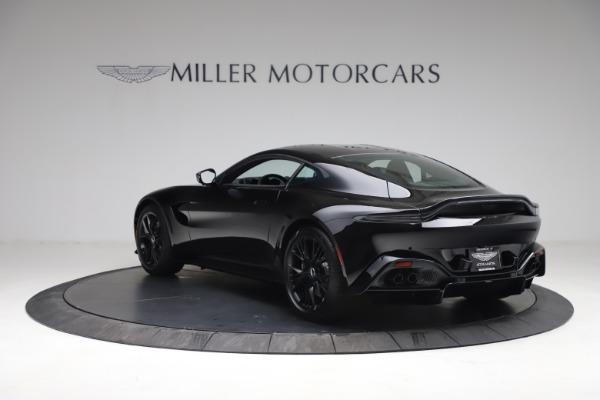 New 2021 Aston Martin Vantage for sale $178,986 at Maserati of Greenwich in Greenwich CT 06830 4