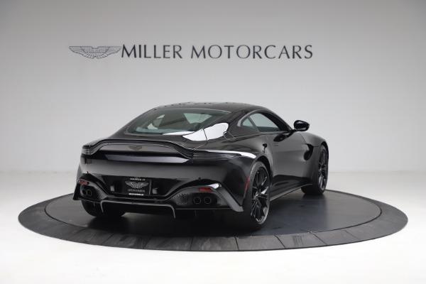 New 2021 Aston Martin Vantage for sale $178,986 at Maserati of Greenwich in Greenwich CT 06830 6