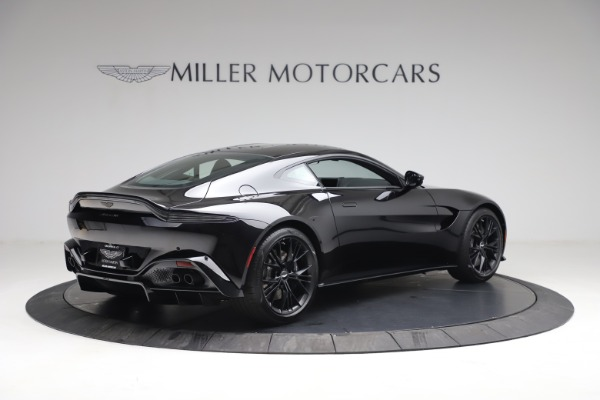New 2021 Aston Martin Vantage for sale $178,986 at Maserati of Greenwich in Greenwich CT 06830 7