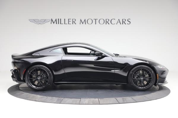New 2021 Aston Martin Vantage for sale $178,986 at Maserati of Greenwich in Greenwich CT 06830 8