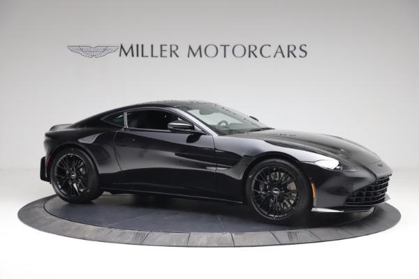 New 2021 Aston Martin Vantage for sale $178,986 at Maserati of Greenwich in Greenwich CT 06830 9