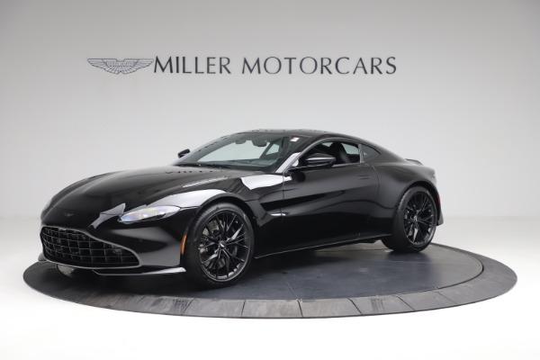 New 2021 Aston Martin Vantage for sale $178,986 at Maserati of Greenwich in Greenwich CT 06830 1