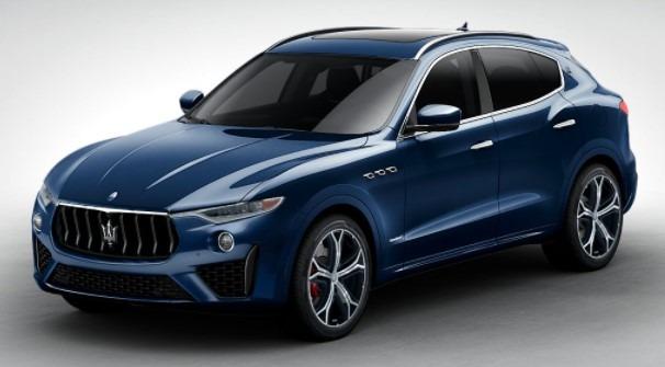 New 2021 Maserati Levante S Q4 GranSport for sale $104,835 at Maserati of Greenwich in Greenwich CT 06830 1