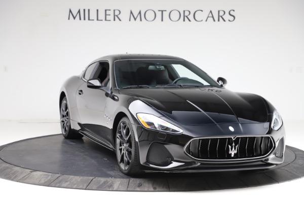 Used 2018 Maserati GranTurismo Sport for sale $99,900 at Maserati of Greenwich in Greenwich CT 06830 11
