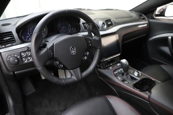 Used 2018 Maserati GranTurismo Sport for sale $99,900 at Maserati of Greenwich in Greenwich CT 06830 13