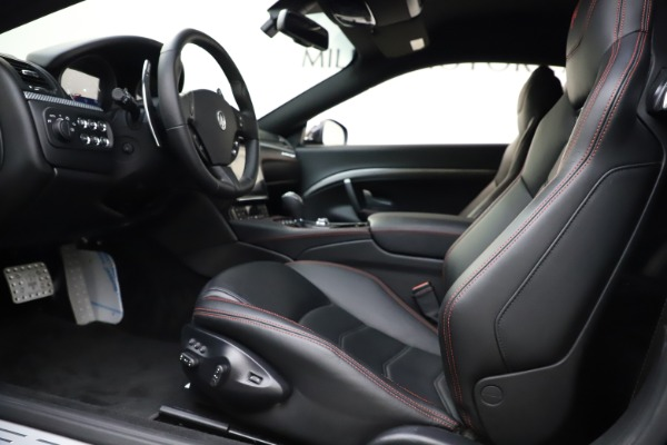 Used 2018 Maserati GranTurismo Sport for sale $99,900 at Maserati of Greenwich in Greenwich CT 06830 14