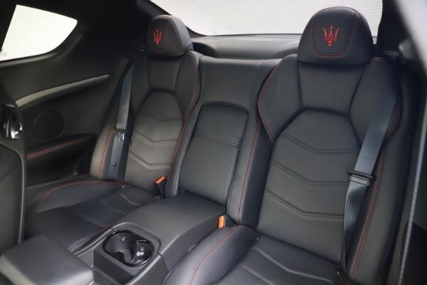 Used 2018 Maserati GranTurismo Sport for sale $99,900 at Maserati of Greenwich in Greenwich CT 06830 17
