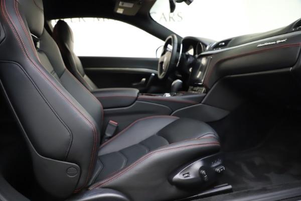 Used 2018 Maserati GranTurismo Sport for sale $99,900 at Maserati of Greenwich in Greenwich CT 06830 19