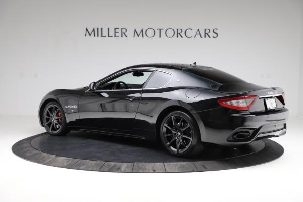 Used 2018 Maserati GranTurismo Sport for sale $99,900 at Maserati of Greenwich in Greenwich CT 06830 4