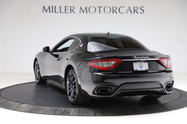 Used 2018 Maserati GranTurismo Sport for sale $99,900 at Maserati of Greenwich in Greenwich CT 06830 5
