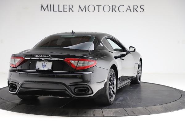 Used 2018 Maserati GranTurismo Sport for sale $99,900 at Maserati of Greenwich in Greenwich CT 06830 7