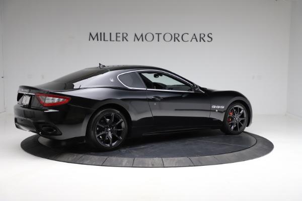Used 2018 Maserati GranTurismo Sport for sale $99,900 at Maserati of Greenwich in Greenwich CT 06830 8