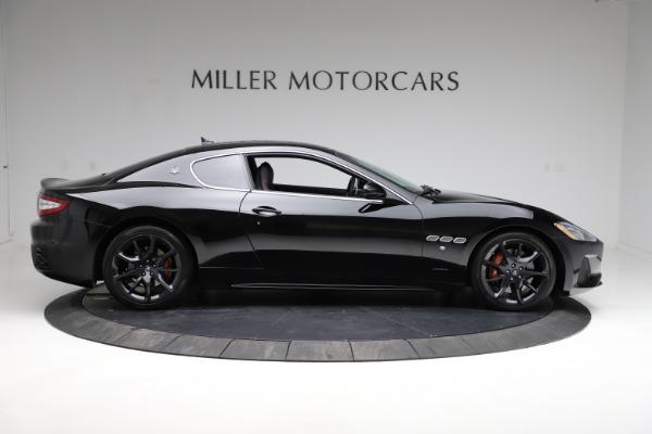 Used 2018 Maserati GranTurismo Sport for sale $99,900 at Maserati of Greenwich in Greenwich CT 06830 9