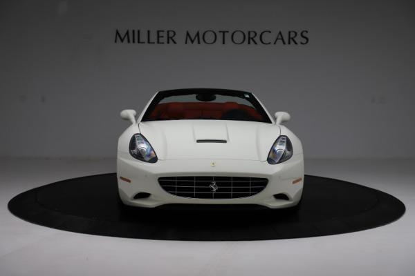 Used 2014 Ferrari California 30 for sale Call for price at Maserati of Greenwich in Greenwich CT 06830 12