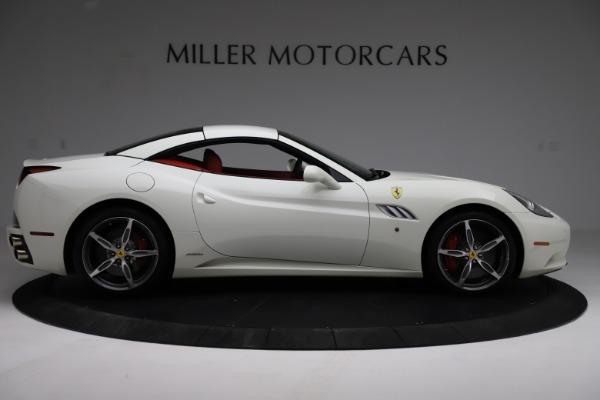 Used 2014 Ferrari California 30 for sale Call for price at Maserati of Greenwich in Greenwich CT 06830 15