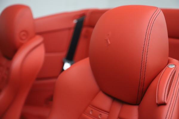Used 2014 Ferrari California 30 for sale Call for price at Maserati of Greenwich in Greenwich CT 06830 23