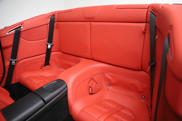 Used 2014 Ferrari California 30 for sale Call for price at Maserati of Greenwich in Greenwich CT 06830 24