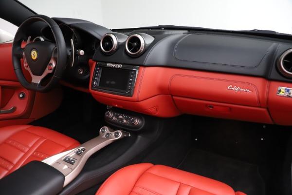Used 2014 Ferrari California 30 for sale Call for price at Maserati of Greenwich in Greenwich CT 06830 26