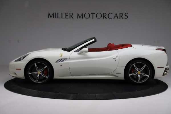 Used 2014 Ferrari California 30 for sale Call for price at Maserati of Greenwich in Greenwich CT 06830 3